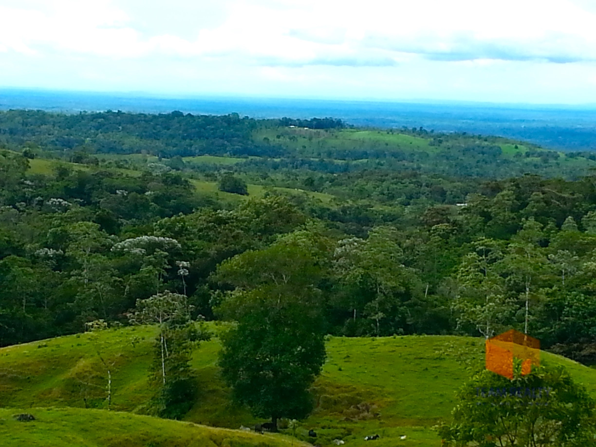Stunning valley and volcano Tenorio View 160+ac