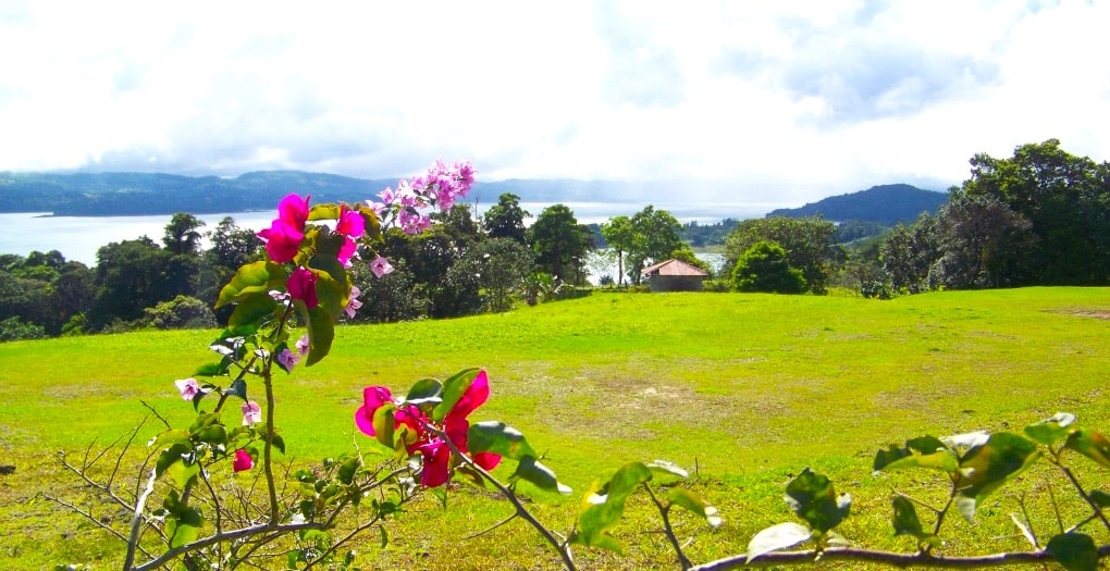 Stunning Lake Arenal View Lot