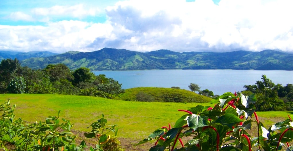 Lake Arenal View Lot